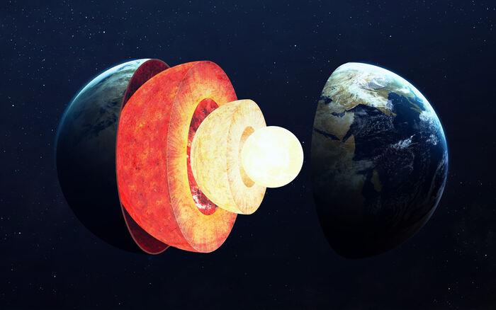 Crosta, rocce e strati: viaggio al centro della Terra