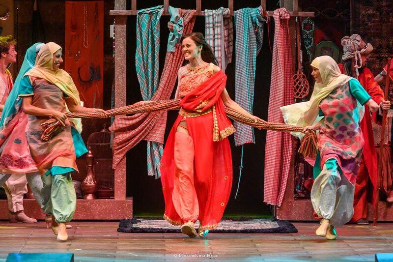 Aladin. il musical geniale