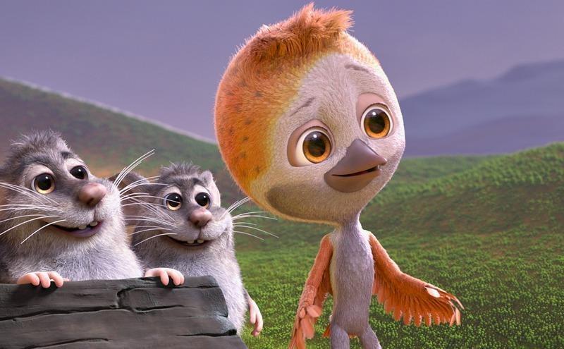 """Ploi, il pulcino coraggioso """"migra"""" al cinema!"""