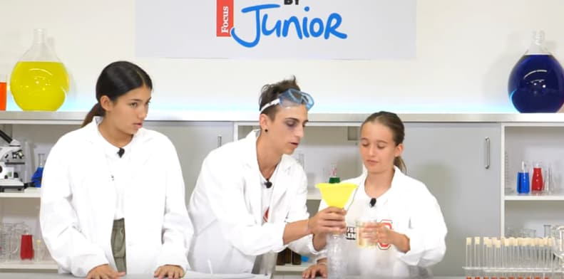 "House of Talent – Our Science Lab: ""Esperimento con una Fan"", il Palloncino Autogonfiante (VIDEO)"