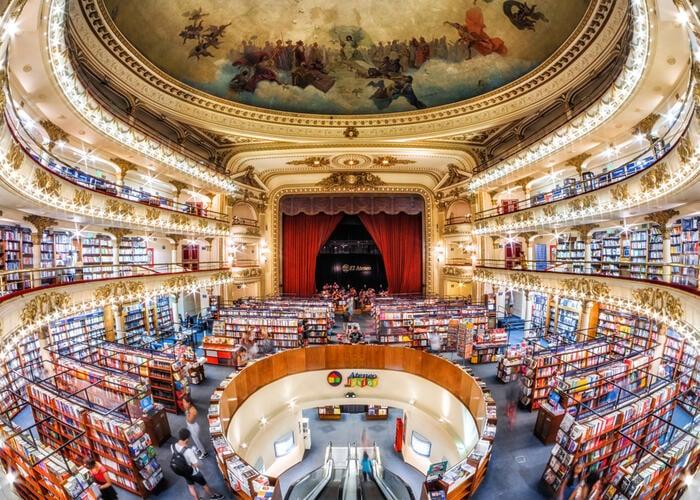 Librerie fantastiche