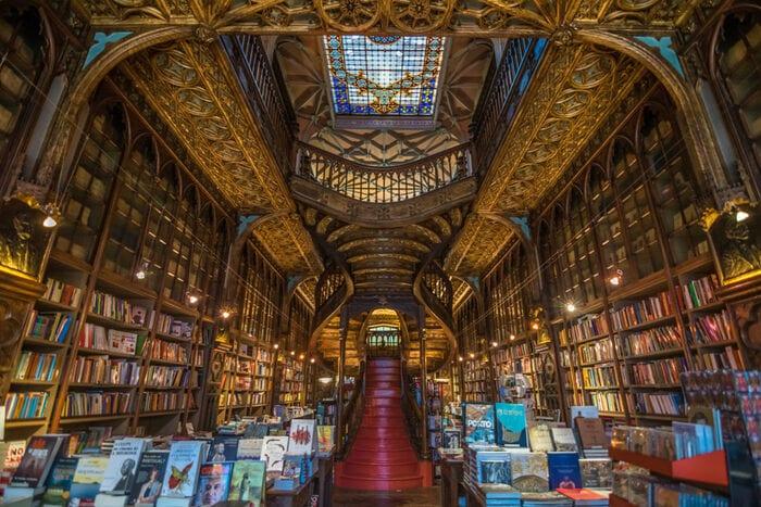 Librerie fantastiche…E dove trovarle: ecco i negozi di libri più belli del mondo