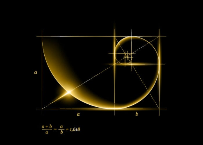 Che cos'è la sezione aurea?