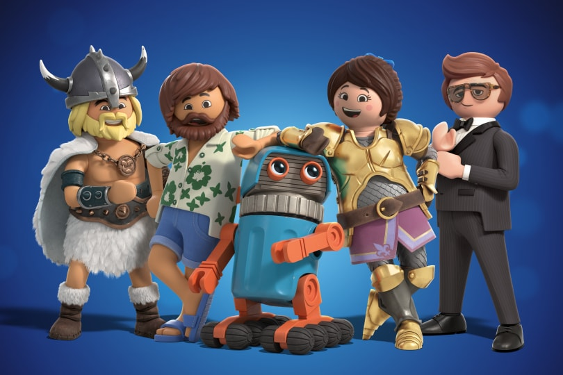 Playmobil The Movie: una clip in esclusiva