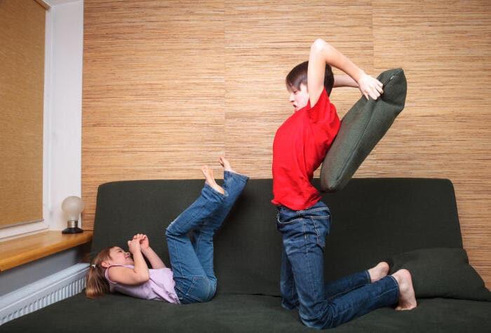 Fratelli e sorelle: come gestire i litigi?