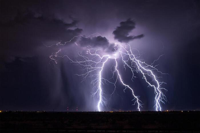 10 cose che (forse) non sapete sui fulmini