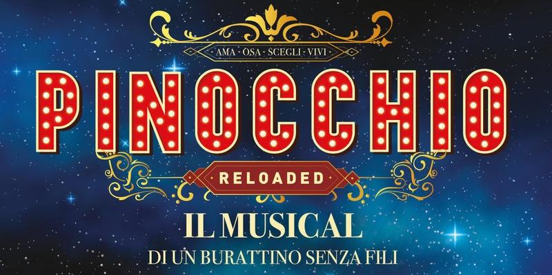 Pinocchio Reloded, il musical che reinventa il burattino di Collodi