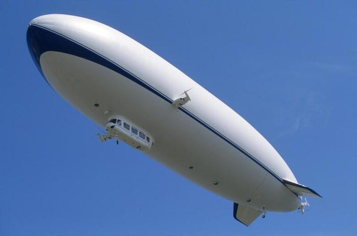 10 cose che (forse) non sai sui dirigibili