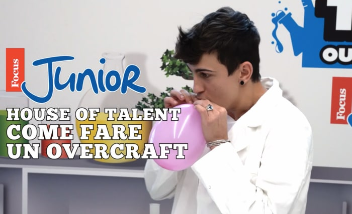 House of Talent al FOCUS LIVE: come fare un HOVERCRAFT (Video)