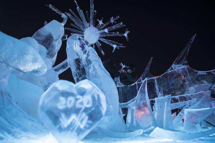 Arte e gelo: lo spettacolare Festival di Ghiaccio di Harbin