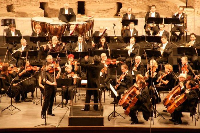 Cos'è e com'è composta un'orchestra?