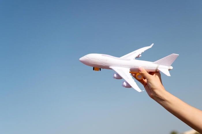 Come fa l'uomo a volare?