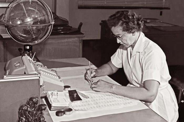 Katherine Johnson, la scienziata che portò l'uomo sulla Luna