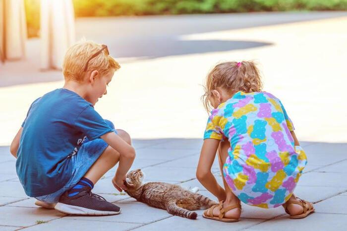 I bambini e gli animali domestici: avere un cucciolo in casa aiuta a crescere