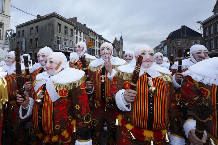 Carnevale nel mondo: Blinche