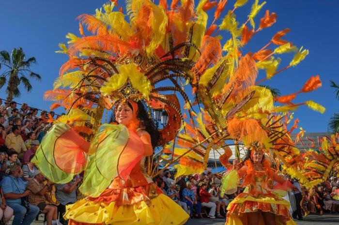 Carnevale: ecco i più pazzi del mondo