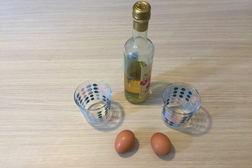 Le uova rimbalzano: un lavoretto al giorno