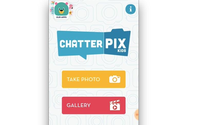 """Come creare immagini """"parlanti"""" utilizzando l'app Chatter Pix kids (VIDEO)"""
