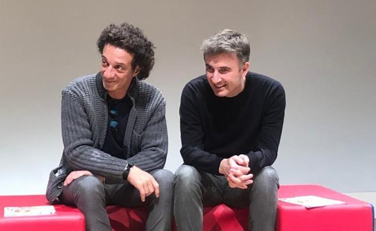 """Intervista a Ficarra e Picone: """"Con noi ridono anche i polli"""""""
