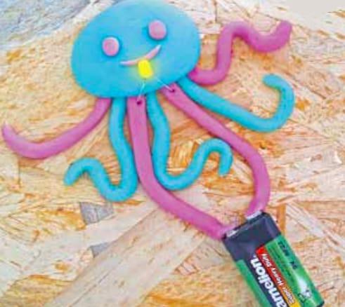 Medusa luminosa