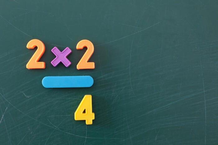 Trucco matematico: una via visuale alla moltiplicazione