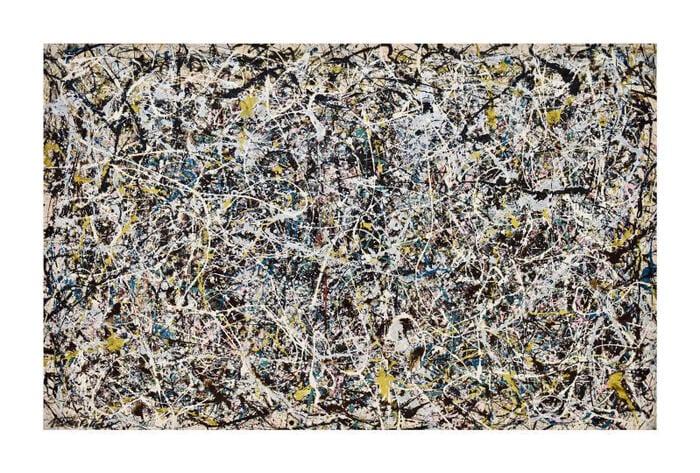 Fj Lab di disegno: dipingiamo come Pollock (VIDEO)
