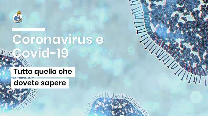 Coronavirus: le parole chiave per capire cosa sta succedendo