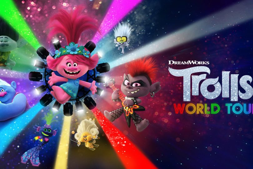 A Pasqua arriva Trolls world tour