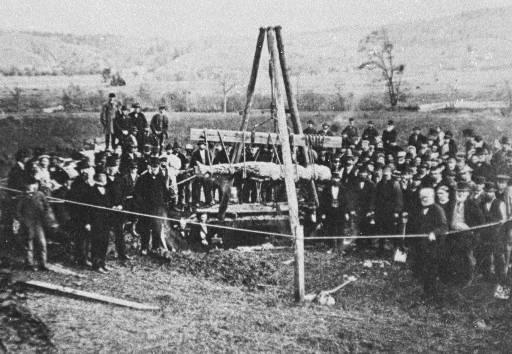 Bufala archeologica: la storia Gigante di Cardiff