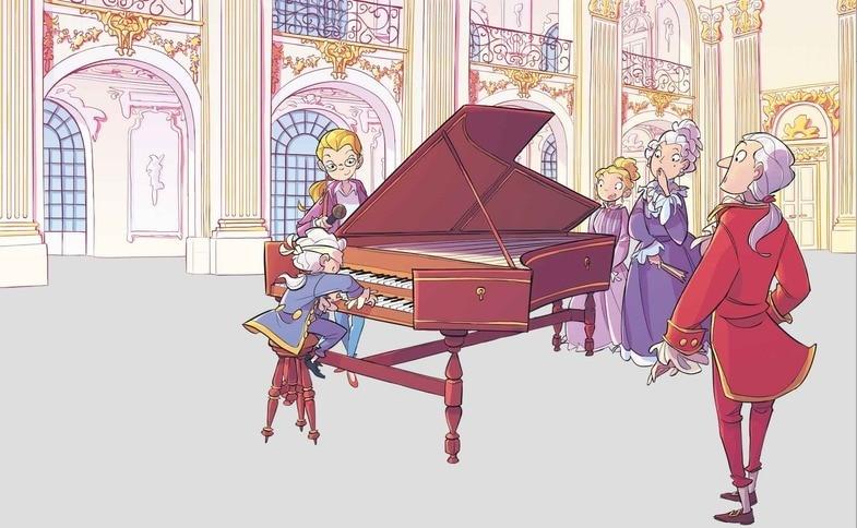 Mozart Wolfgang Amadeus: intervista immaginaria a una rockstar d'altri tempi