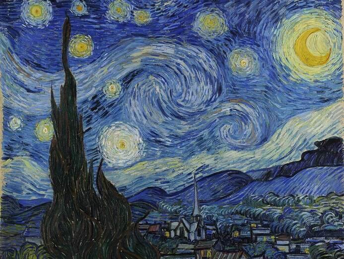 Fj Lab di Disegno: la Notte Stellata di Van Gogh (Video)