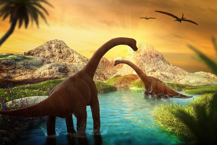 Dinosauri italiani: quali sono le specie scoperte nel nostro Paese?