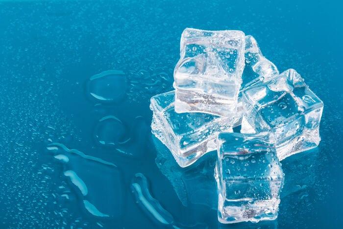 FJ Lab: il ghiaccio fondente