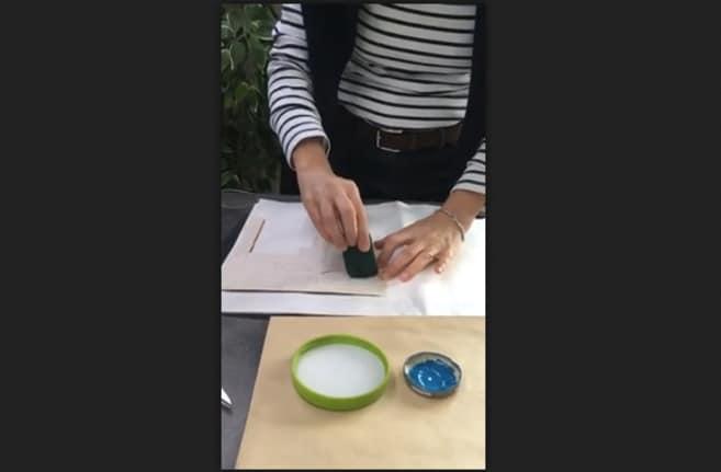 FJ Lab: Personalizziamo la carta regalo con lo stencil (VIDEO)