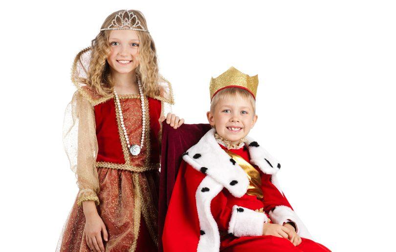 I re bambini della storia: quando i più piccoli diventavano sovrani