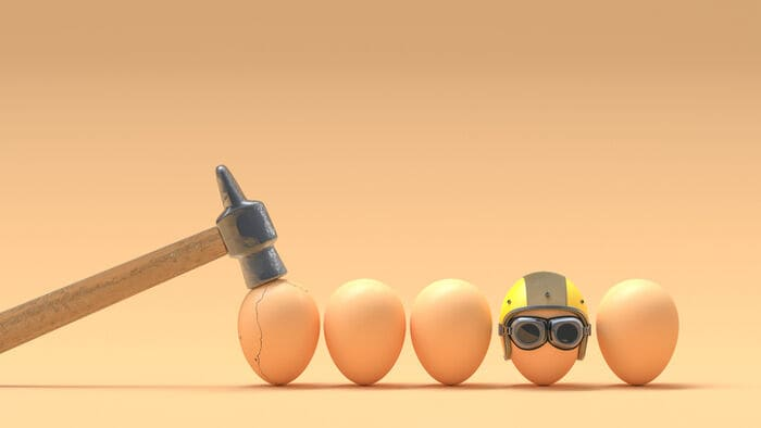 FJ Lab: in equilibrio sulle uova