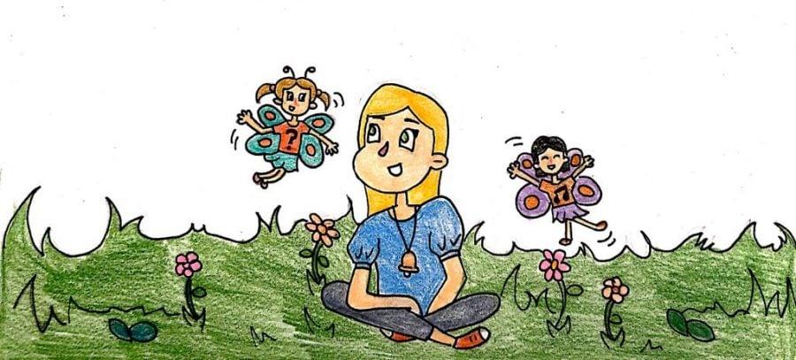 Junior reporter news: Il giardino fatato