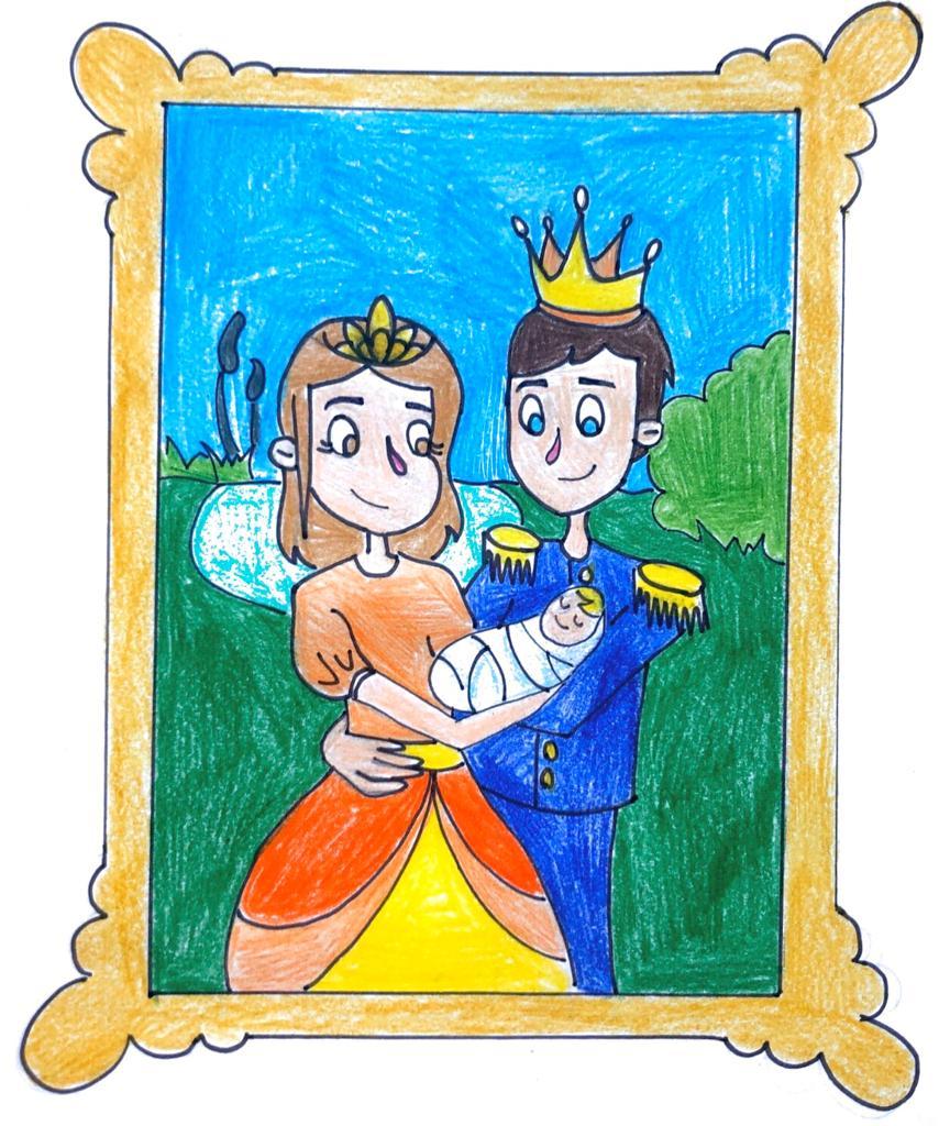 Junior reporter news: La regina coraggiosa