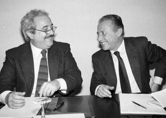 Nell'ufficio del magistrato: la storia di Paolo Borsellino