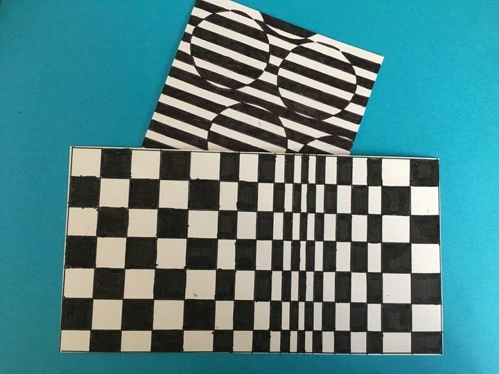 FJ Lab di disegno: creiamo un'illusione ottica (VIDEO)