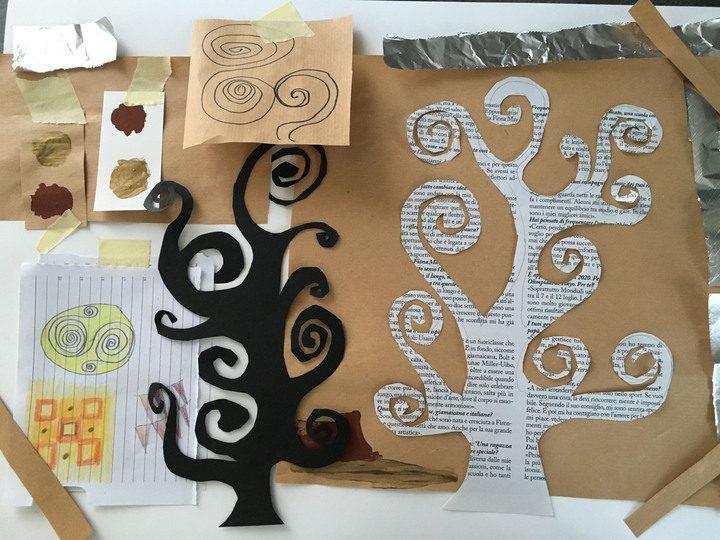 FJ Lab di disegno: l'albero della vita di Klimt (VIDEO)