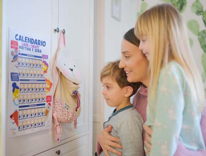 """""""Sorrisi previdenti"""", l'App che aiuta i bambini a imparare a lavarsi i denti"""