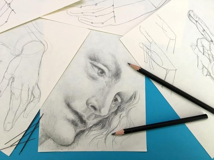 FJ Lab di disegno: i chiaroscuri di Leonardo da Vinci (VIDEO)