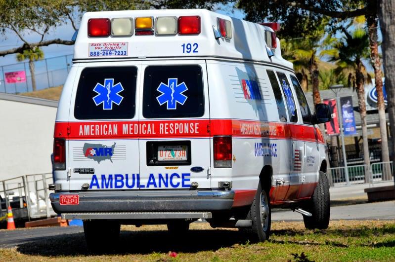 Junior reporter, intervista a un'ambulanza durante l'emergenza Coronavirus