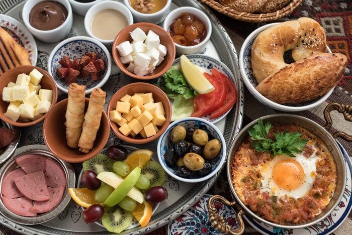 colazione in giro per il mondo