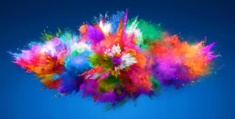 La scienza ci spiega perché il mondo è a colori