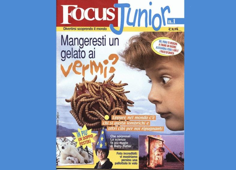 """10 curiosità """"storiche"""" che non sapevi su Focus Junior!"""