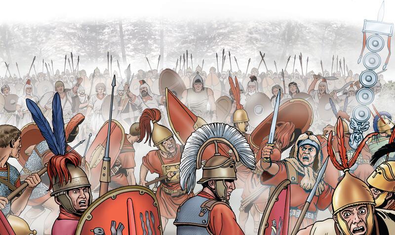 Storia romana: le Guerre Puniche