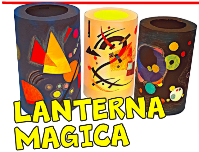 FJ Lab: la lanterna magica