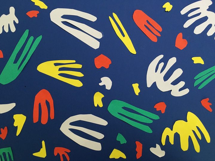FJ Lab artistico: il collage di Matisse (VIDEO)